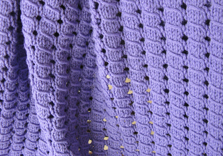 Knit Waffle Stitch Blanket : Ravelry: Waffle Blanket pattern by Alexis Layton