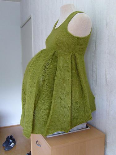 modele tricot pour femme enceinte