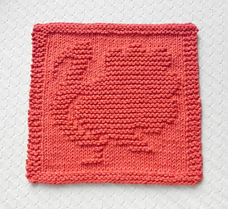 Ravelry: TURKEY Knit Dishcloth pattern by Aunt Susan