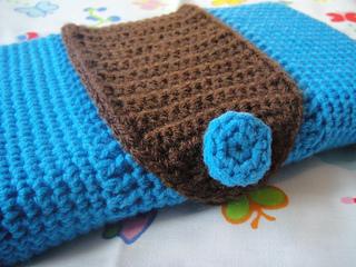 Ravelry Crochet Travel Wipes Case Pattern By Dedri Uys