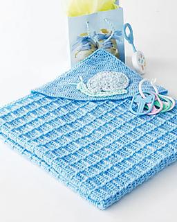 Ravelry Snail Blanket Pattern By Bernat Design Studio