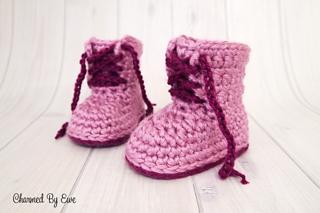 Ravelry: Baby Work Boots pattern by Janaya Chouinard