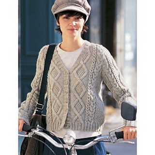 Ravelry Must Have Cardigan Pattern By Patons