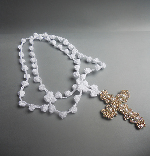Ravelry Crochet Rosary Pattern By Creativityclaudia