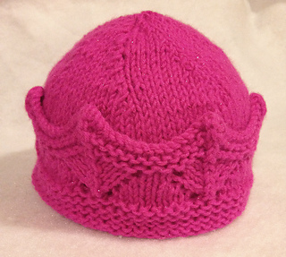 Knitting Patterns For Small Hats : Ravelry: Crown Hat pattern by Donna Sires