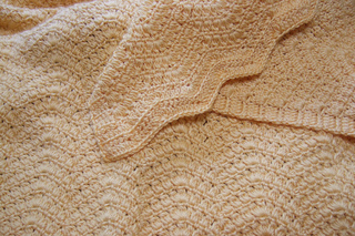 Ravelry Soft Clusters Ripple Afghan Pattern By Heather Tucker