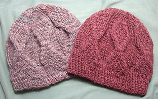 Ravelry Mock Aran Knitted Mens Hat For Straight Needles