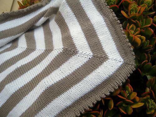 Lost In Stash Cerys Baby Blanket