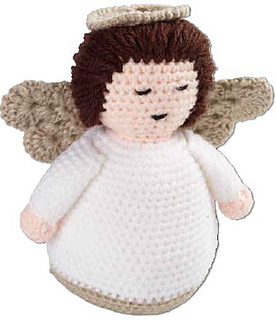 Spotlight Crochet Patterns : Ravelry: Crochet Angel pattern by Spotlight