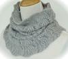 Ниже приведен пример одной схемы вязания манишки.