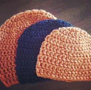 Ravelry: Quick and Easy DC Stitch Beanie pattern by Jenny ...