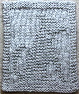 Knitting Pattern Dog Motif : Ravelry: Knitted Dog Motif pattern by Kat Mcab