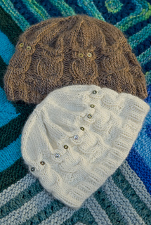 Free Knitting Patterns For Baby Owl Hats : Ravelry: Wise Old Owl Hat - Adult Version pattern by knitculture.com
