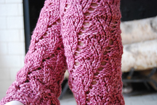 Ravelry: Knit Ballet Leg Warmers pattern by Knitarelli Patterns