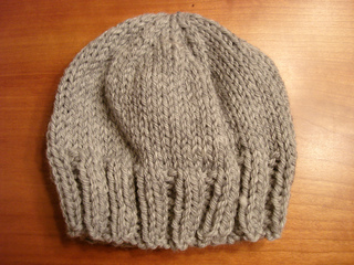 Child s Knit Hat Pattern Bulky Yarn : Ravelry: Bulky Knit Childs Hat pattern by Lafferty By ...