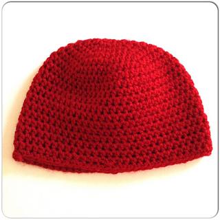 Free Crochet Pattern Hdc Beanie : Ravelry: Half Double Crochet Beanie pattern by Elizabeth ...