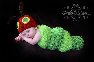 Ravelry: The Very Hungry Caterpillar Crochet Pattern ...