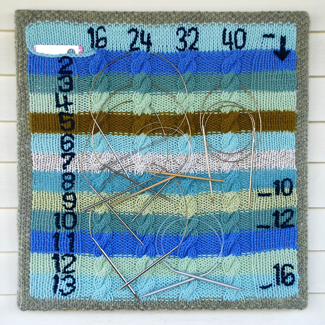 "Free Pattern Friday - ""Circularity"" Needle Organizer by ..."