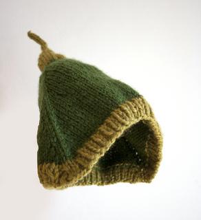 Knitting Pattern Elf Hat : Ravelry: Elf hat pattern by Lusianne R.