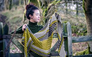 Tamdou pattern by Melanie Berg