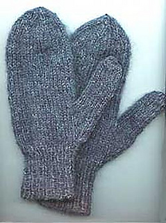 Lined Mittens Knitting Pattern : Ravelry: Mittens for Children and Adults Knitting Pattern pattern by Claudia ...