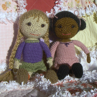 Ravelry 12 Quot Crochet Doll Pattern By Mamachee