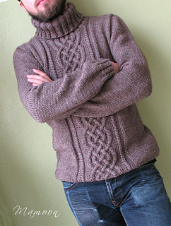 Knitting Pattern Azel Pullover : Ravelry: Precel pattern by Agata Smektala