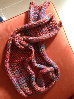 Lincraft Knitting Patterns : Ravelry: Chunky Scarves pattern by Lincraft