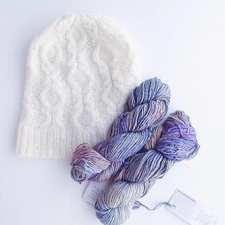 Ravelry: XO-XO hat pattern by Mariya Matveeva