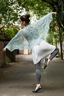 Fortuna pattern by Marnie MacLean