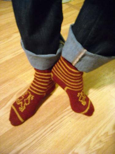 Mauri's Socks