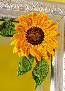 Ravelry Sunflower Pattern By Patons Uk