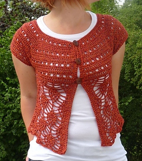 Ravelry: Ariane pattern by Peggy Grand