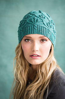 Ravelry: #05 Seamless Cap pattern by Audrey Knight