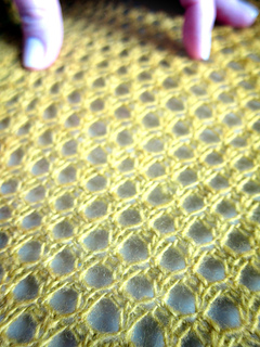 Ravelry An Orenburg Honeycomb Lace Scarf To Knit Pattern