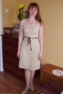 Ravelry Chanel Style Dress Pattern By Lelu