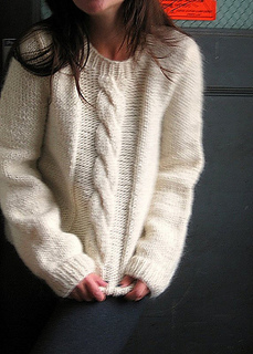 Ravelry Big Cable Pullover Pattern By Ram Wools Yarn Co Op