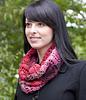 шарф-снуд спицами - Самое интересное в блогах - LiveInternet.