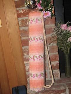 Ravelry Stockinette Yoga Mat Bag Pattern By Jessica Kimbrell