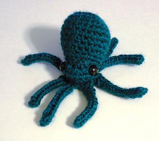 Crochet Church Purse Doll Pattern : Ravelry: Mini Octopus Amigurumi Plush Toy pattern by ...