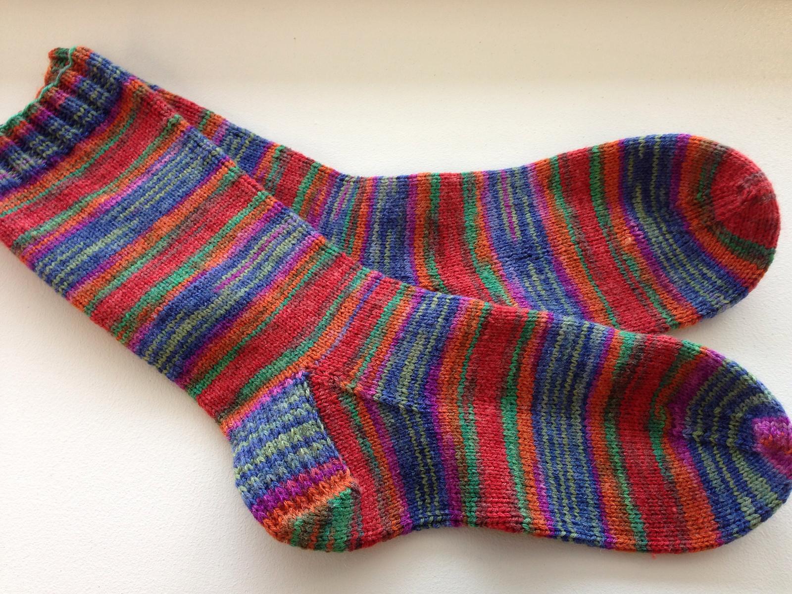 SuzyZim's Mars Attacks! socks