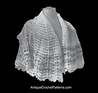 Patons Crochet Baby Shawl Patterns : Ravelry: Circular Shawl pattern by Patons UK