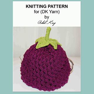 Coffee Pot Cosy Knitting Pattern : Ravelry: Baibin Blackberry Berry Teapot Tea Pot Cosy Cozy Cover Warmer DK Yar...