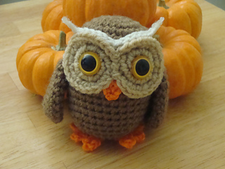 Free Crochet Pattern For Owl Toy : Ravelry: Wise Owl pattern by Jaylees Toy Box