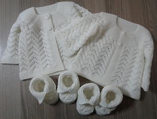 Baby Lace Cardigan Knitting Pattern Free : Ravelry: Baby Lace Cardigan pattern by Beyhan cayir