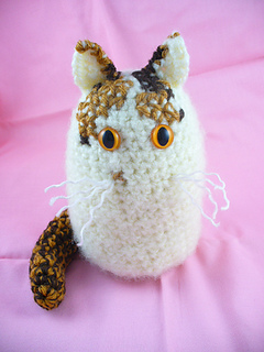 Amigurumi Ovalo : Ravelry: Crochet Amigurumi Cat pattern by Katy Yellen
