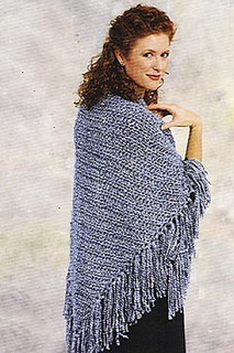 Crocheted Triangle Fashions | Welcome to the Craft Yarn