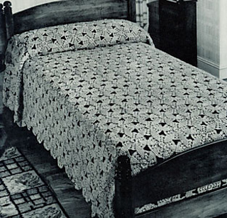 Ravelry Irish Melody Bedspread 6051 Pattern By The Spool