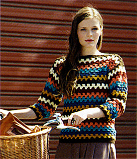 Crochet Patterns Jumper : Ravelry: Marvel 8ply Crochet Jumper pattern by Spotlight