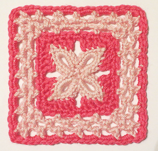 Ravelry 6 Quot Forever Lace Block Pattern By Donna Kay Lacey